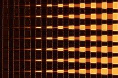 Abstrakcjonistyczny fractal tła składać się z geometryczni kształty różna świetlistość ilustracji