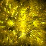Abstrakcjonistyczny fractal tło Fotografia Stock