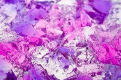 abstrakcjonistyczny gelatin Obraz Royalty Free