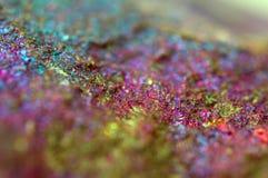 Abstrakcjonistyczny gemstone tło (duża kolekcja) Zdjęcia Royalty Free