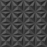 Abstrakcjonistyczny geometrical deseniowy zmrok Zdjęcie Royalty Free