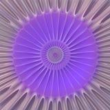 Abstrakcjonistyczny geometrical nauki pojęcie Organicznie voronoi wzór świadczenia 3 d Fotografia Royalty Free