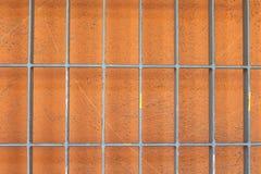 Abstrakcjonistyczny geometrical tło z trójbokami ilustracja Fotografia Stock