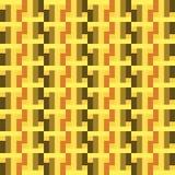 abstrakcjonistyczny geometryczny bezszwowy Fotografia Royalty Free