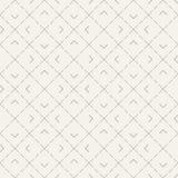 Abstrakcjonistyczny geometryczny bezszwowy wzór z kropkowanymi liniami Fotografia Royalty Free