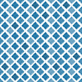 Abstrakcjonistyczny geometryczny bezszwowy wzór z rhombus Zdjęcia Stock