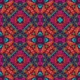 abstrakcjonistyczny geometryczny deseniowy bezszwowy Fotografia Royalty Free