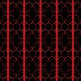 abstrakcjonistyczny geometryczny deseniowy bezszwowy wektor Obraz Royalty Free