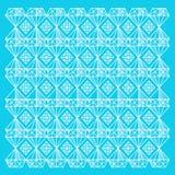 Abstrakcjonistyczny geometryczny diamentu wzór Zdjęcia Stock