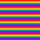 Abstrakcjonistyczny geometryczny kolorowy bezszwowy wzór Zdjęcia Stock