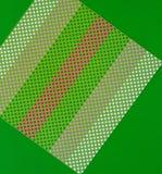 Abstrakcjonistyczny geometryczny papierowy tło Obrazy Royalty Free