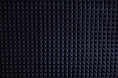 Abstrakcjonistyczny geometryczny tło ostrosłupy czerni białe szarość Zdjęcia Stock