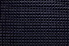 Abstrakcjonistyczny geometryczny tło ostrosłupy czerni białe szarość Obraz Stock