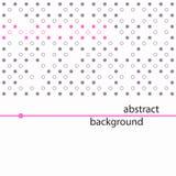 Abstrakcjonistyczny geometryczny tło projekt Minimalisty styl royalty ilustracja