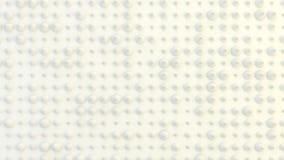Abstrakcjonistyczny geometryczny tło przypadkowo wyrzucony szyk rożki Zdjęcia Stock