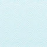 Abstrakcjonistyczny geometryczny tło z sferami ilustracji