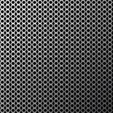 Abstrakcjonistyczny geometryczny tło z zmrokiem - szarzy sześciokąty wektor ilustracji