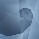 Abstrakcjonistyczny geometryczny tło Zdjęcia Royalty Free