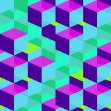 Abstrakcjonistyczny geometryczny tło projekt Minimalisty styl Zdjęcia Royalty Free