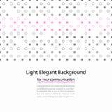 Abstrakcjonistyczny geometryczny tło projekt Minimalisty styl Zdjęcie Stock