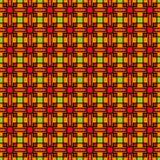 Abstrakcjonistyczny geometryczny tło, wektor Zdjęcia Stock