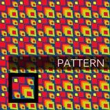 Abstrakcjonistyczny geometryczny tło, wektorowy wektorowy projekt Zdjęcie Stock
