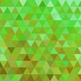 Abstrakcjonistyczny geometryczny trójboka tło Fotografia Stock