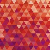 Abstrakcjonistyczny geometryczny trójboka tło Obrazy Royalty Free