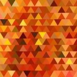 Abstrakcjonistyczny geometryczny trójboka tło Fotografia Royalty Free