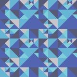 abstrakcjonistyczny geometryczny wzór Fotografia Stock