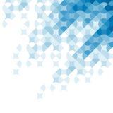 Abstrakcjonistyczny geometryczny wzór. Fotografia Stock