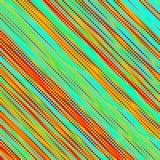 Abstrakcjonistyczny geometryczny zielony w kratkę tło zdjęcia stock