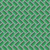 Abstrakcjonistyczny geometryczny zygzakowaty wzór Obrazy Royalty Free