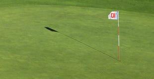 abstrakcjonistyczny golf Obraz Royalty Free