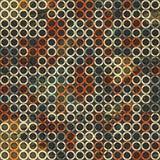 Abstrakcjonistyczny grunge światło bezszwowy Zdjęcia Stock