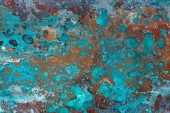Abstrakcjonistyczny grunge tło z okręgami i teksturą obrazy stock