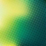 Abstrakcjonistyczny halftone tło Obraz Stock