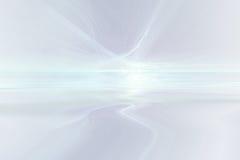 Abstrakcjonistyczny horyzont ilustracji