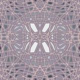 Abstrakcjonistyczny jaskrawy bezszwowy wzór ilustracji