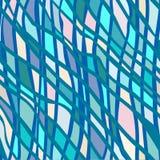 Abstrakcjonistyczny jaskrawy bezszwowy wzór Zdjęcie Stock