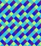 Abstrakcjonistyczny jaskrawy kolorowy bezszwowy wzór wektor ilustracji