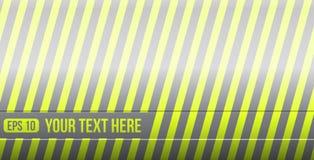 Abstrakcjonistyczny jasnozielony pasiasty tło Zdjęcie Stock