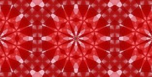 Abstrakcjonistyczny kalejdoskopowy kolorowy wzór Zdjęcia Royalty Free
