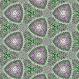 Abstrakcjonistyczny kalejdoskopowy tło jak nieskończonego bezszwowego wzór ilustracji