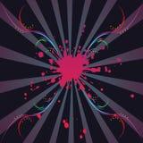 abstrakcjonistyczny kolor Zdjęcie Royalty Free