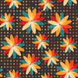 Abstrakcjonistyczny kolor bezszwowy Fotografia Stock