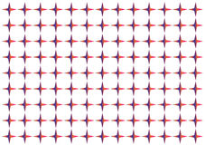 Abstrakcjonistyczny kolor geometrii wzoru tło Obrazy Royalty Free