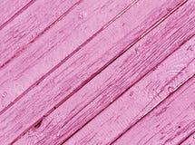 Abstrakcjonistyczny kolor paited drewniana tekstura Zdjęcie Stock