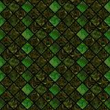 Abstrakcjonistyczny kolorowy bezszwowy wzór na czarnym tle Obrazy Stock