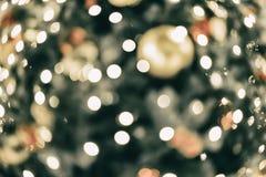 Abstrakcjonistyczny kolorowy bokeh projekt, wakacyjny tło, stubarwny tęcza skutek Świąteczne okazje pojęcie, wakacje Zdjęcie Stock